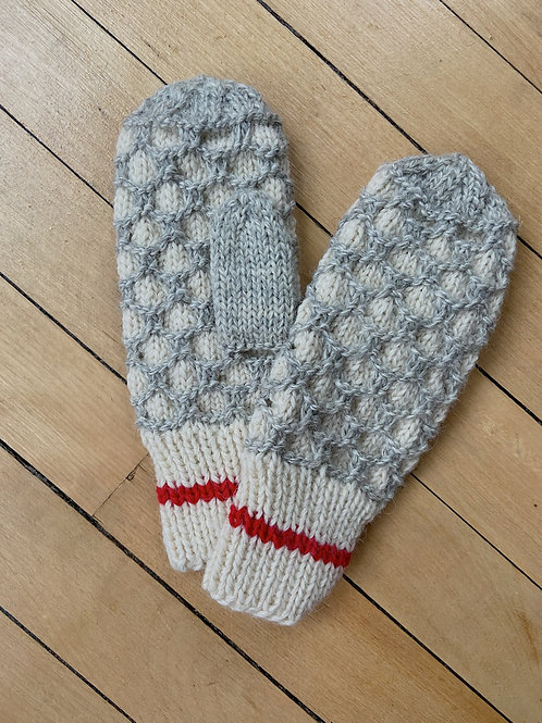 Worksock Bubble Mittens | NWK