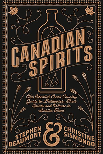 Canadian Spirits   Nimbus Publishing