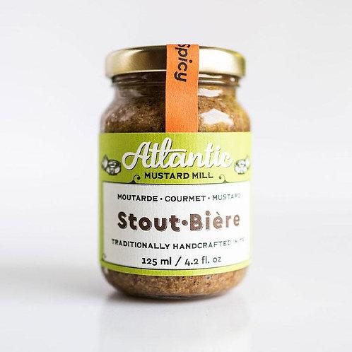 Stout Mustard | Atlantic Mustard Mill