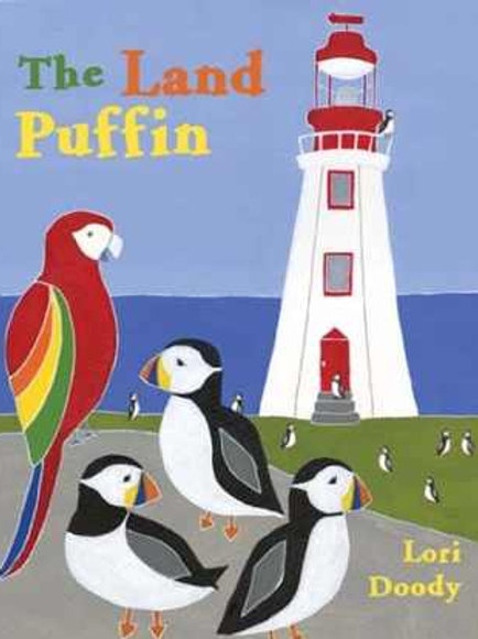 The Land Puffin | Nimbus Publishing
