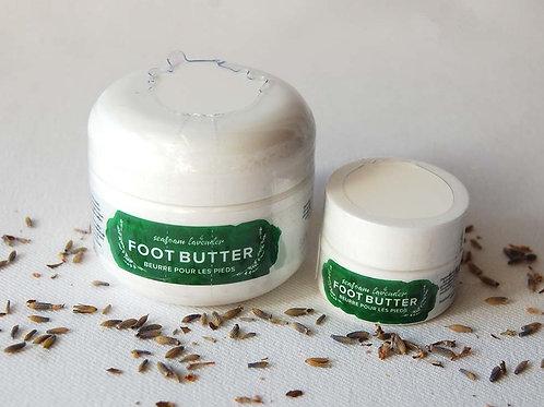 Foot Butter | Seafoam Lavender Co.