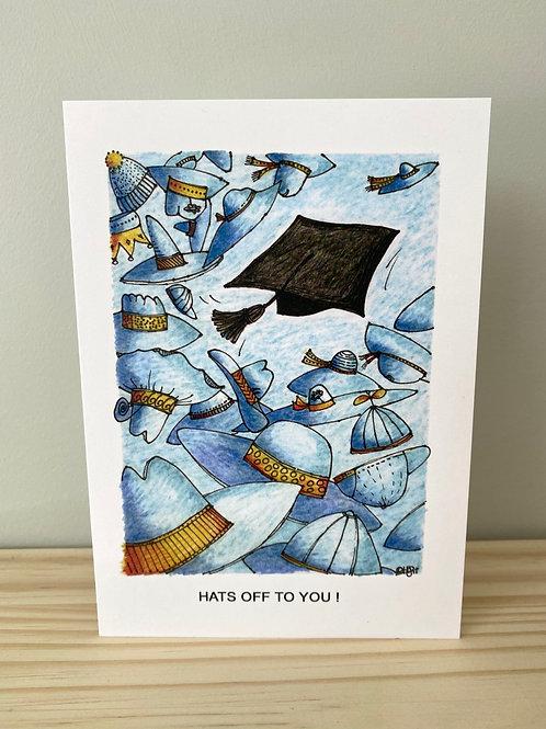 Graduation Card | Helen Painter