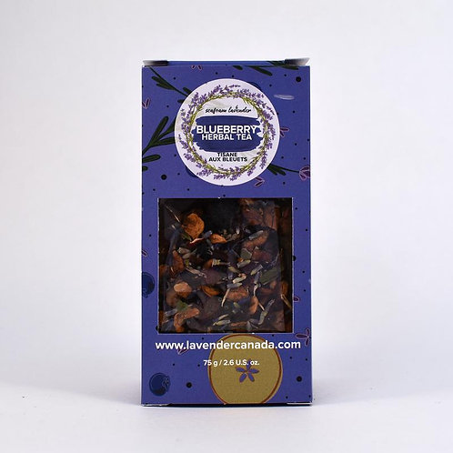 Blueberry Tea | Seafoam Lavender Co.