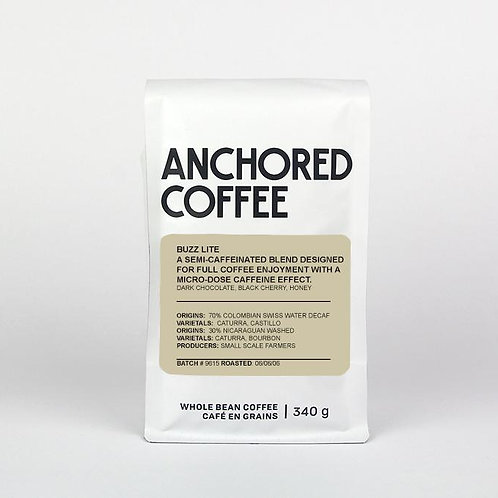 Buzz Lite Coffee | Anchored Coffee