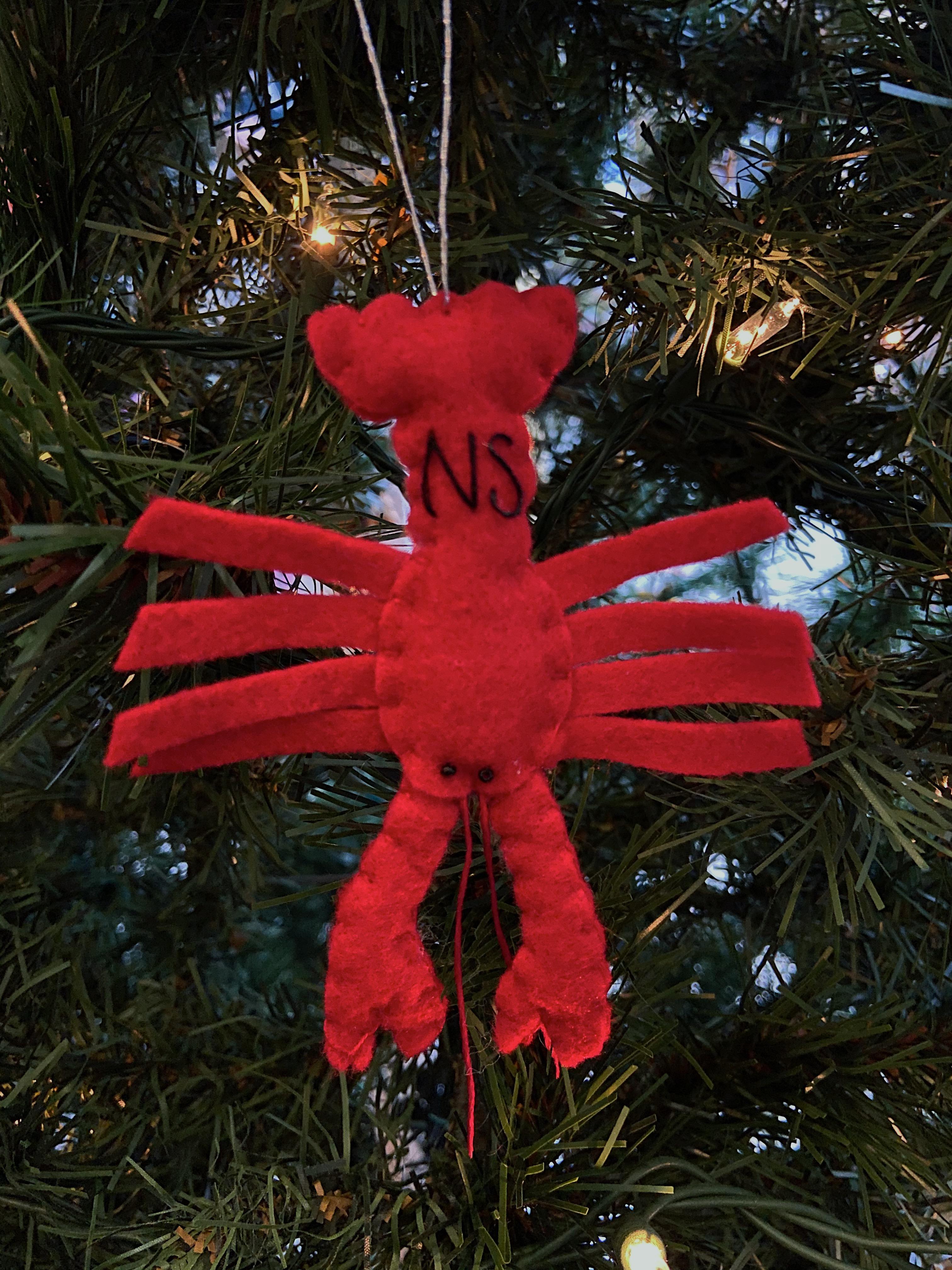 Nova Scotian Ornaments
