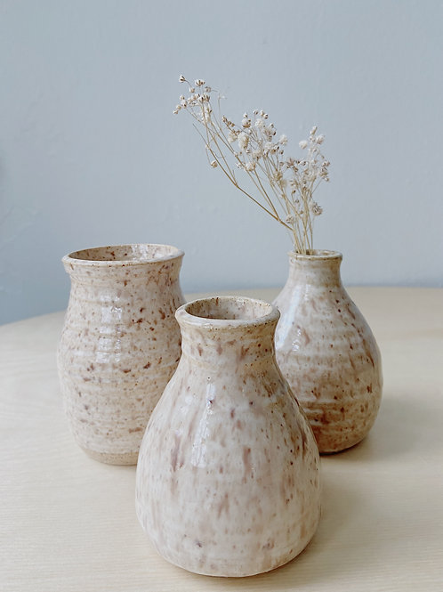 Wheat Mini Vase | Postma Pottery