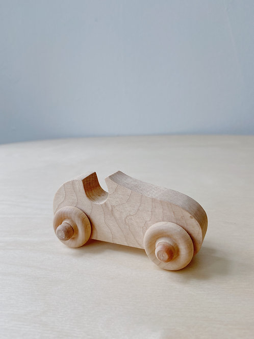 Wooden Small Car | Kevin Finch