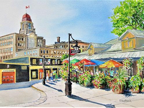 Nova Scotian Crystal- Original Painting | Pat Shattuck