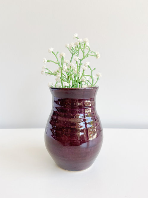 Merlot Vase | Anderson Pottery