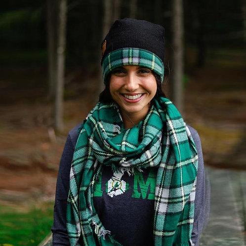 Cape Breton Tartan Blanket Scarf | My HOME Apparel