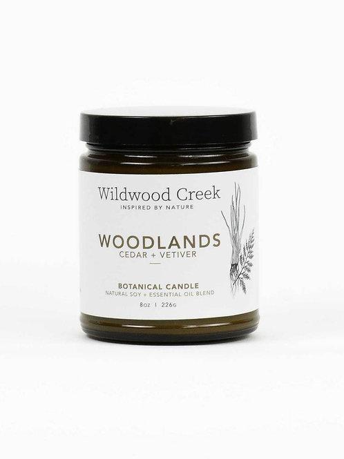 Woodlands Candle | Wildwood Creek