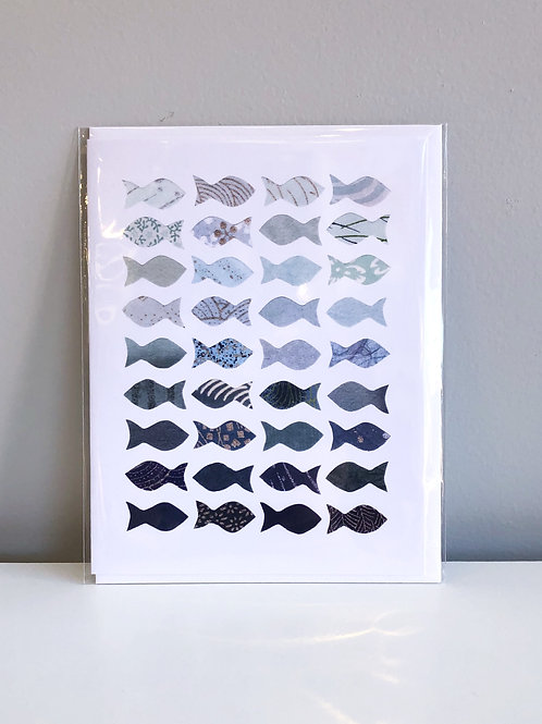 Fish Card | Cards by Kate