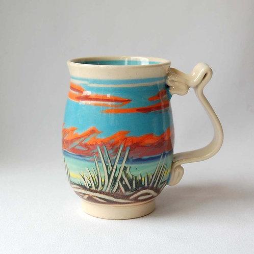 Dunes Coffee Mug | Robert McMillan Pottery