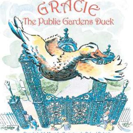 Gracie, The Public Gardens Duck | Nimbus Publishing