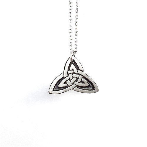 Triquetra Necklace | Atlantic Pewter