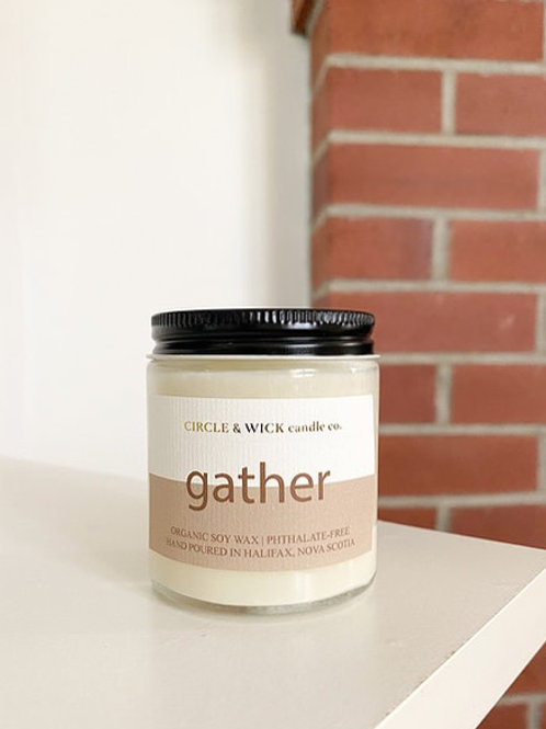 Gather Candle | 4oz | Circle & Wick Candle Co.