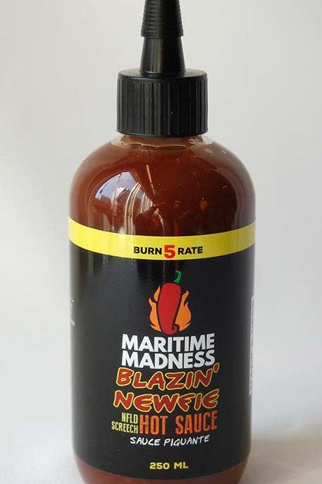Blazin' Newfie Hot Sauce | Maritime Madness