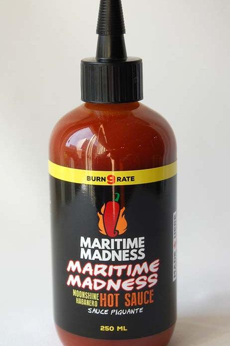 Maritime Madness Hot Sauce | Maritime Madness