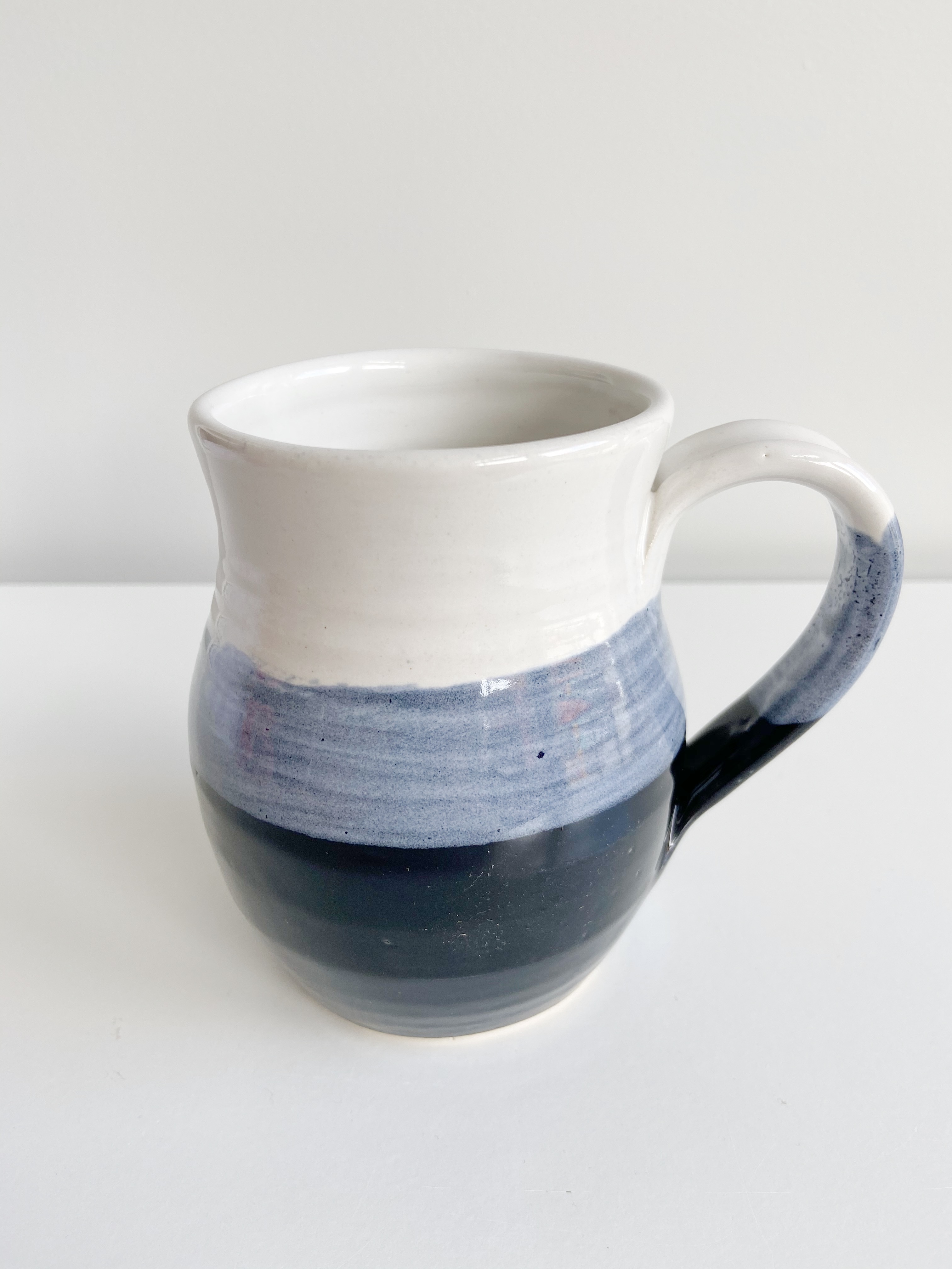 Anderson Pottery | Black + White