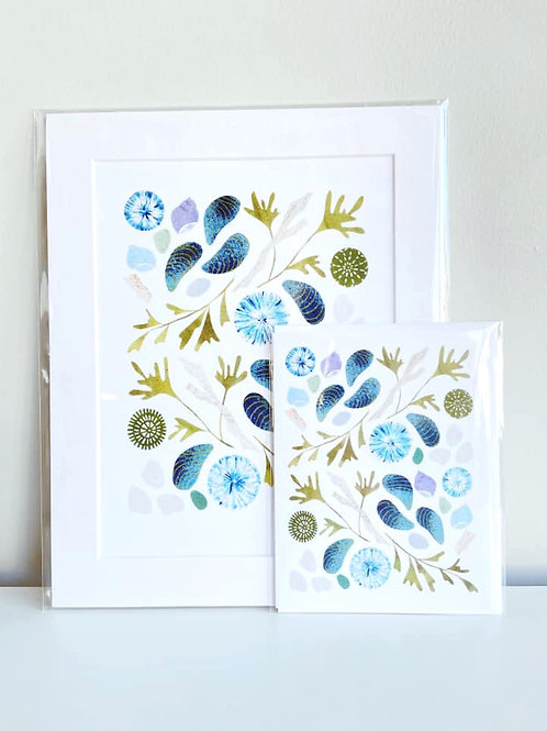 Shoreline | Cards by Kate