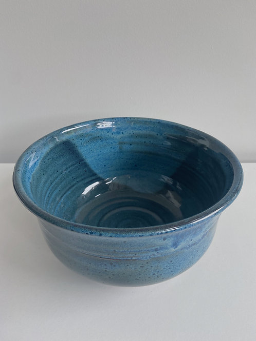 Sea Blue Extra Large Bowl | Sea Winds Pottery