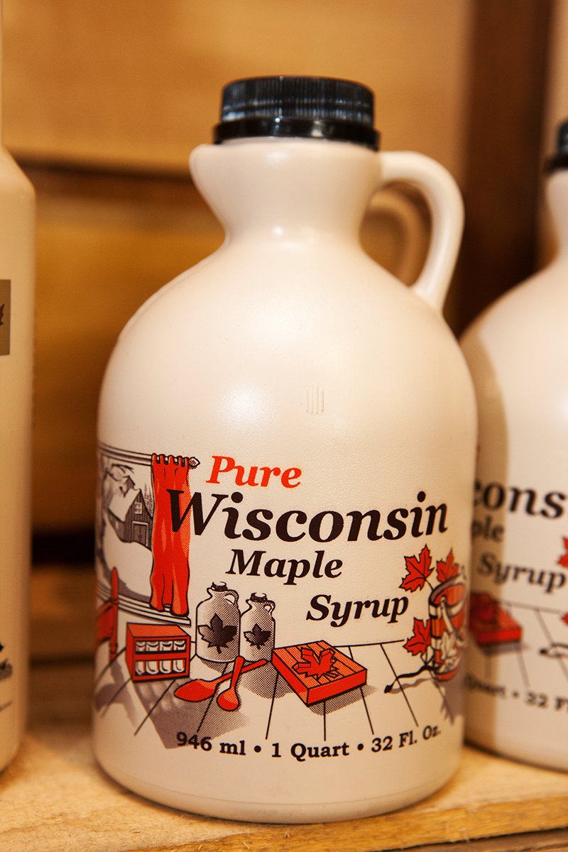 Pure WI Maple Syrup