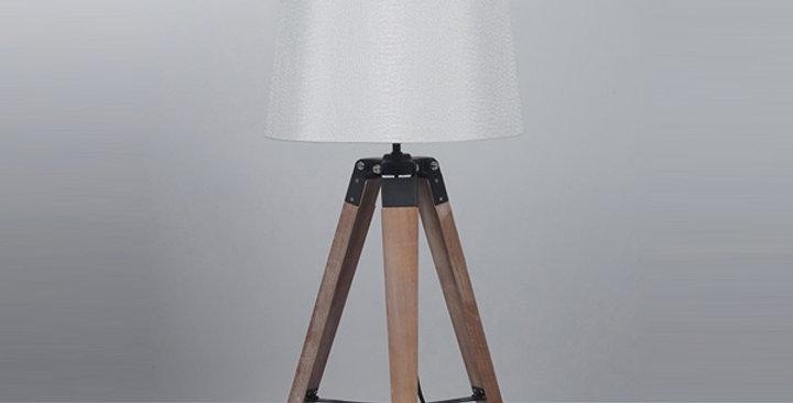 lampara de mesa rustic gmge