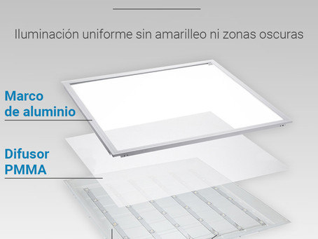 Panel LED empotrable BACKLIGHT