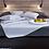 aplique de respaldo de cama led orientable negro nas artelum