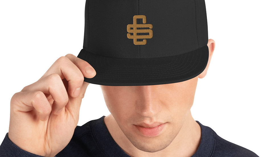 Sub:Culture Inc. Icon Snapback (Gold)
