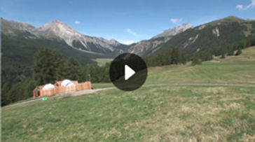 Alpine Astrovillage - Swissinfo.ch