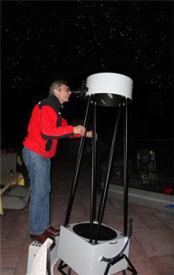 Alpine Astrovillage - Dobson Teleskop