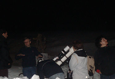 Himmelsbeobachtungskurs, AAV