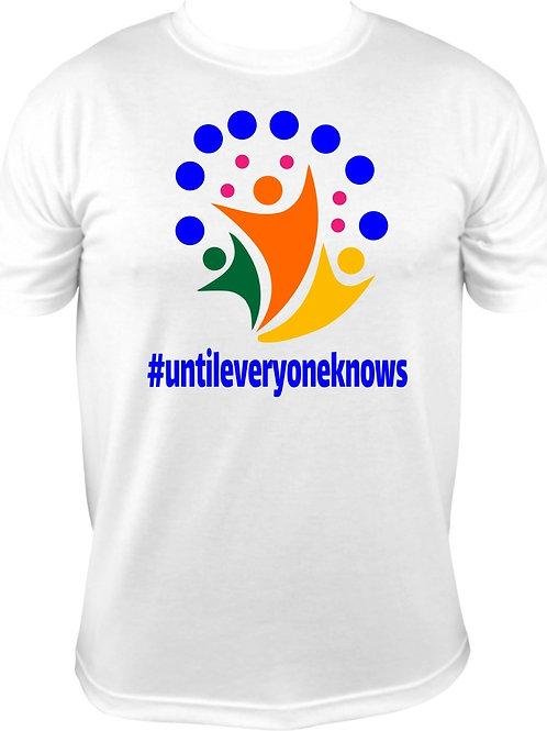 #UntilEveryoneKnows - White