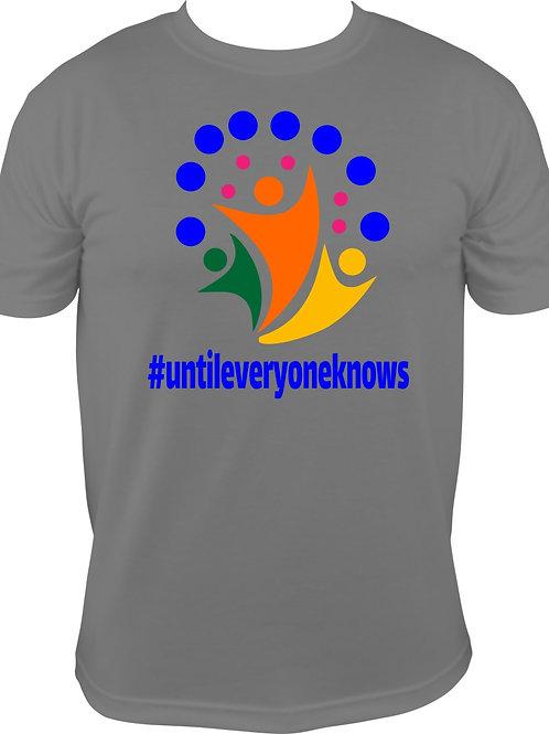 #UntilEveryoneKnows - Gray