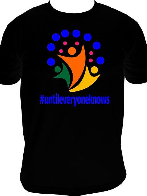 #UntilEveryoneKnows - Black
