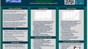 KRAS Kickers featured at AACR