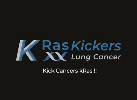 Kras Kickers at the 2020 National Lung Cancer Round Table