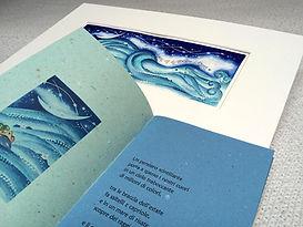 Libro personalizzato e quadro personalizzato. Sandra Stranieri e Filastrocche su misura