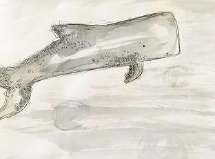 Dipinto di Sandra Stranieri, 2014. Acquerello, pastello etempera