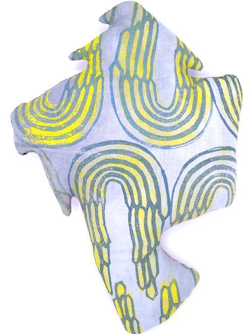 Shape to Cuddle (pattern 7/stripe 7)