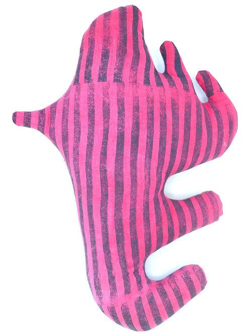 Shape to Cuddle (pattern 4/stripe 7)