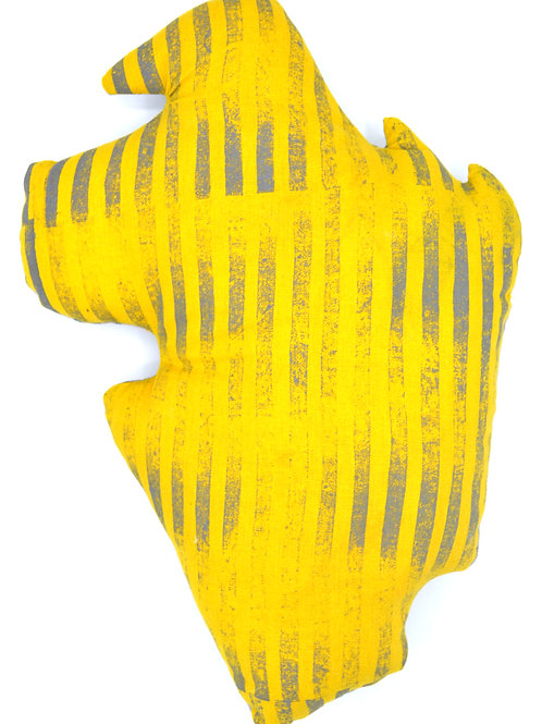 Shape to Cuddle (pattern 7/stripe 8)