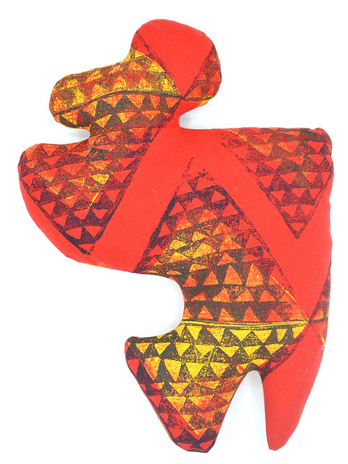 Shape to Cuddle (pattern 11/stripe 5)