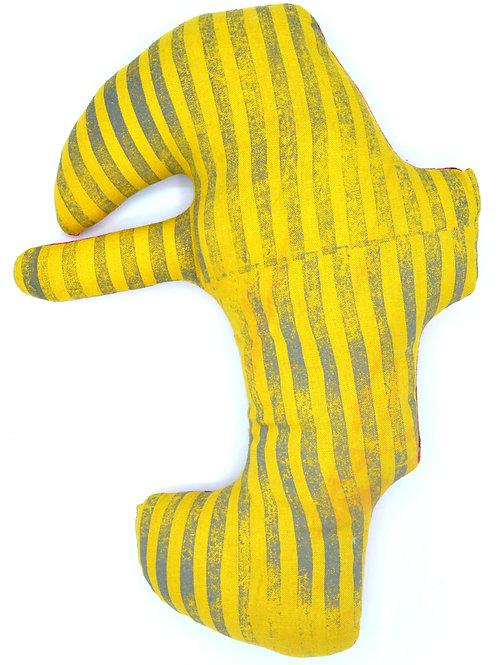 Shape to Cuddle (pattern 1/stripe 8)