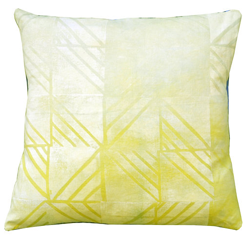 Hand Printed Pillow Cover (medium)