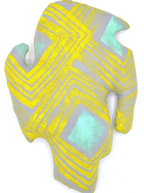 Shape to Cuddle (pattern 12/stripe 8)