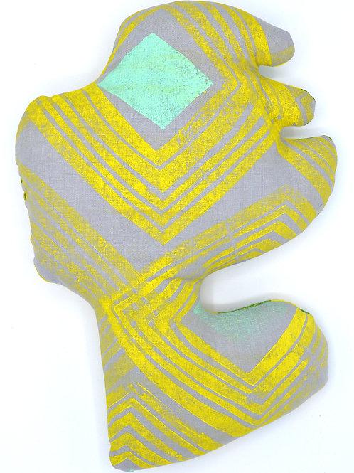Shape to Cuddle (pattern 12/stripe 2)