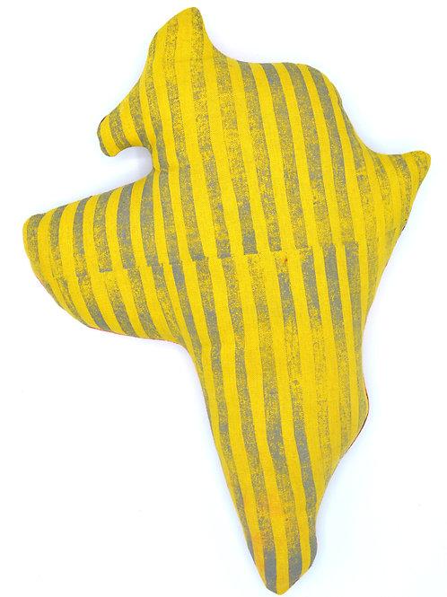 Shape to Cuddle (pattern 11/stripe 8)