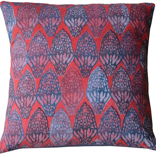 Hand Printed Pillow Covers (medium)